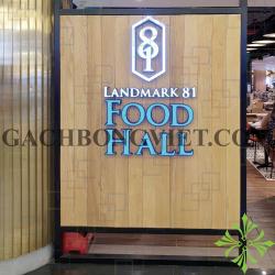 Nhà hàng Food Hall - Landmark 81