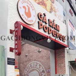 Nhà hàng Gà rán Popeyes  - Thủ Đức